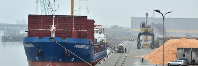 Construction of Dry Cargo Terminal at the Freeport of Ventspils