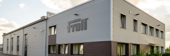 Froli Baltic increases productivity slowly, but persistently