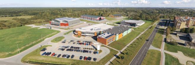 Electronics manufacturing and IT is being developed at the Ventspils High Technology Park