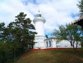 Oviši Lighthouse, Užava Lighthouse, Akmeņrags Lighthouse, The Freeport of Ventspils, unique cultural heritage, Kurzeme coast