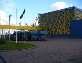juice terminal, liquid cargo, Latvia port, producers, storage, low transportation costs