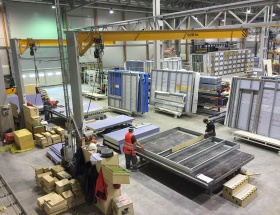 modular building production, industrial park Europe, production opportunities, SEZ