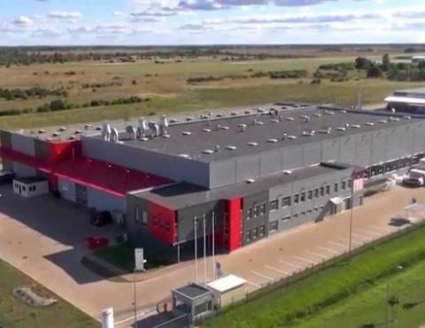 Ventspils Industry 2015 lv