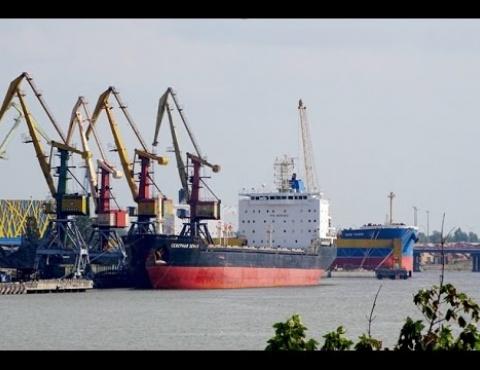 Ventspils FreePort RU 2015