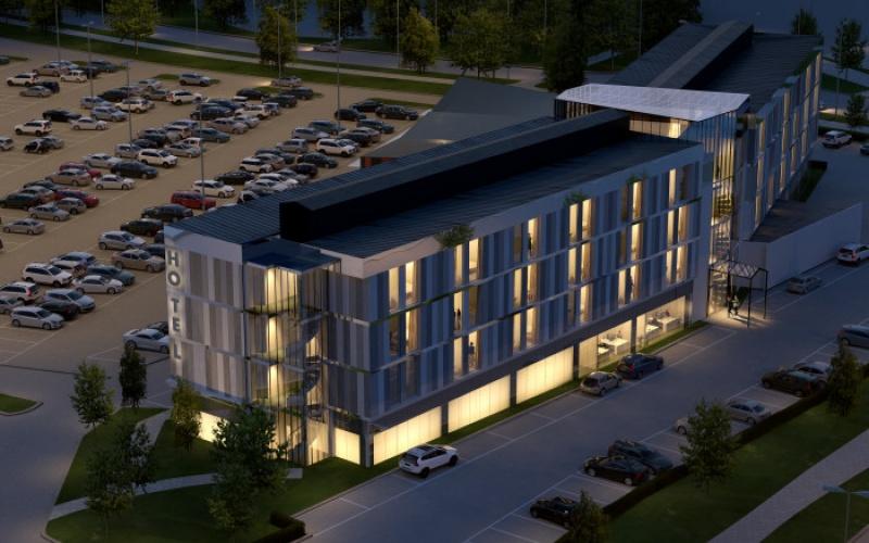 modular building production, special economic zones Europe, Latvia port