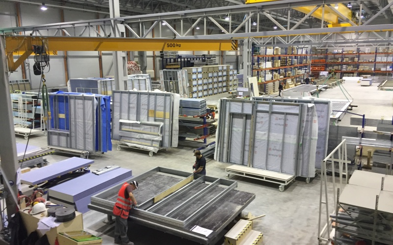 modular buildings, where to manufacture, build a factory in Europe, special zone