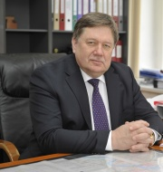 Chief Executive Officer of the Freeport of Ventspils, Imants Sarmulis